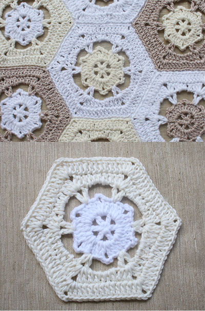 Riverhouse Charity Blanket Motif Free Crochet Pattern Mezzacraft